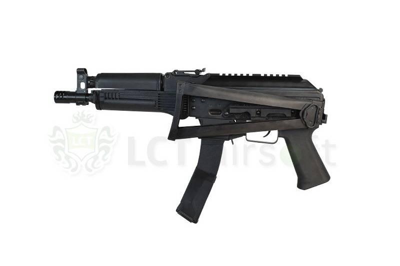 LCT PP-19-01 Vityaz SMG AEG - BK