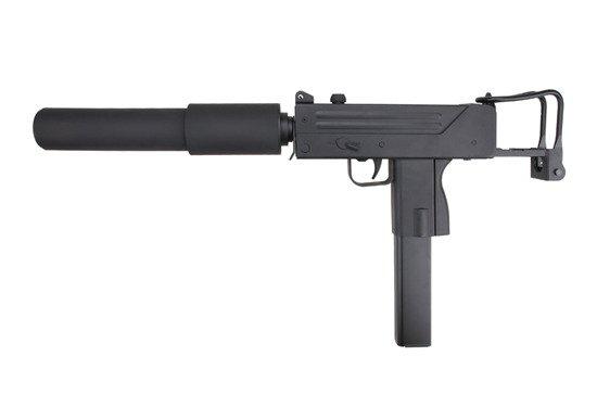 JG Works JG0452 UZI MAC-10 SMG AEP - BK