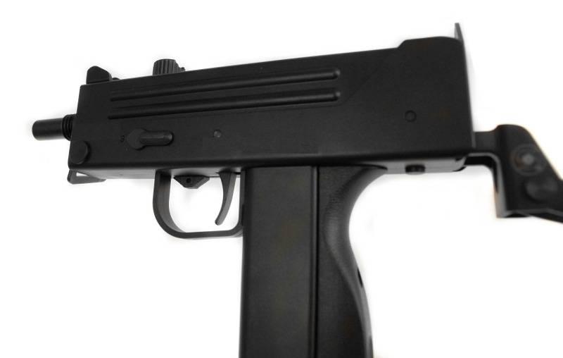 ASG KWC Ingram M11 GBB - BK