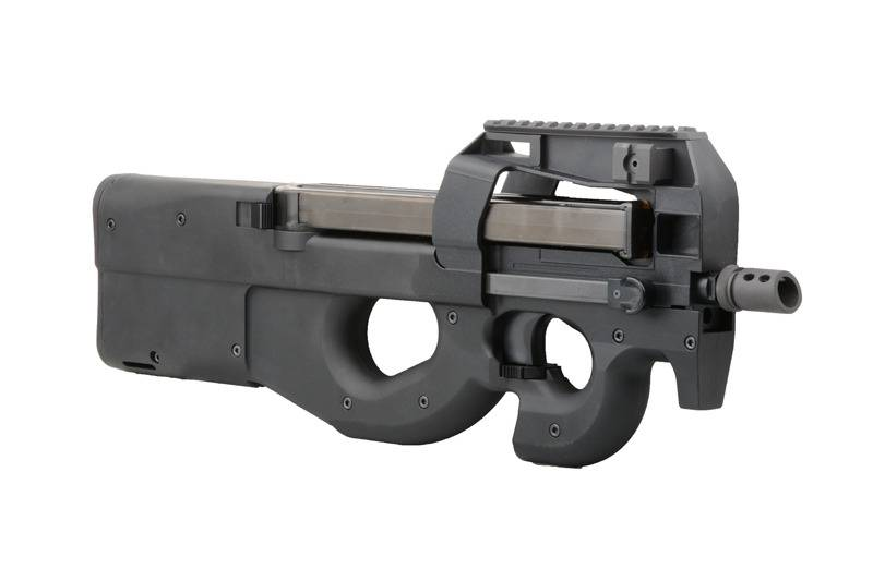 WE Tech TA-2015 P90 SMG GBB - BK
