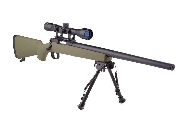 Snow Wolf VSR-10 Sniper Bolt Action Spring Set - TAN