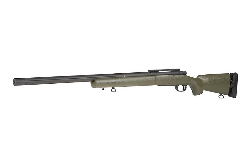 Snow Wolf SW-04JG M24 Sniper Bolt Action Spring - OD