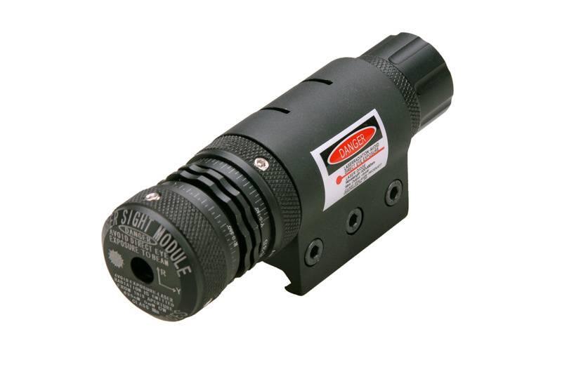 ACM Tactical Tac Laser 5000X pour rail Picatinny de 22 mm