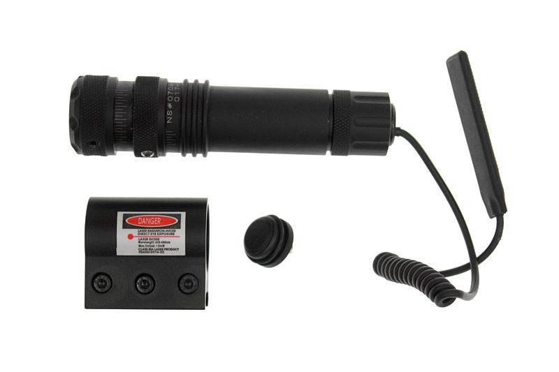 ACM Tactical Tac Laser 4000X  für 22 mm Picatinny rail