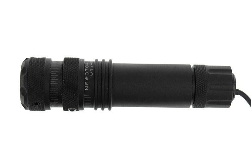 ACM Tactical Tac Laser 4000X pour rail Picatinny de 22 mm