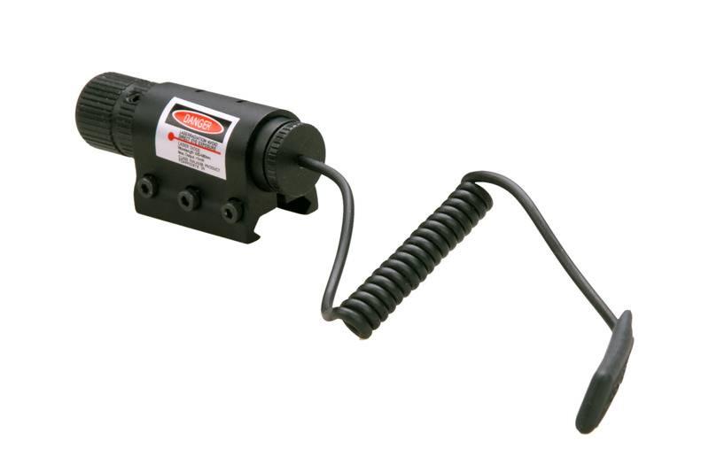 ACM Tactical Tac Laser 2000X pour rail Picatinny de 22 mm