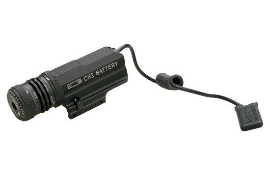 ACM Tactical Tac Laser 3000X pour rail Picatinny de 22 mm
