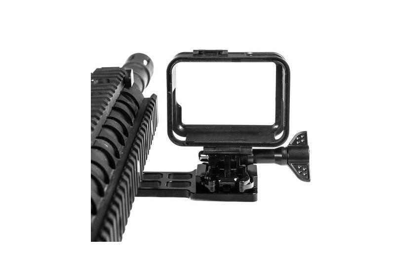 Novritsch GoPro Adapter  für 22 mm Picatinny rail