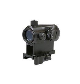 Aim-O Red Dot Sight Type T1 - high mount - BK