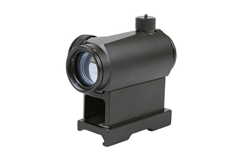 Aim-O Red Dot Sight Type T1 - high mount - BK