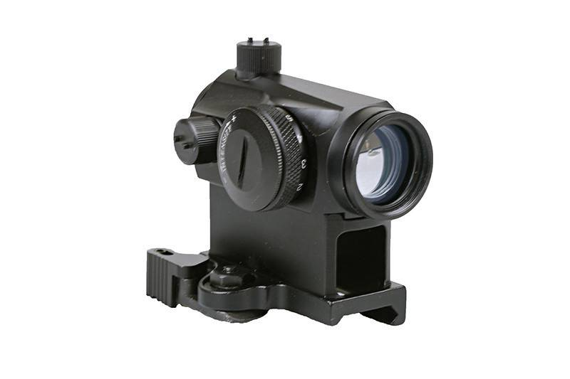 Aim-O Red Dot Sight Typ T1 - high Mount - BK