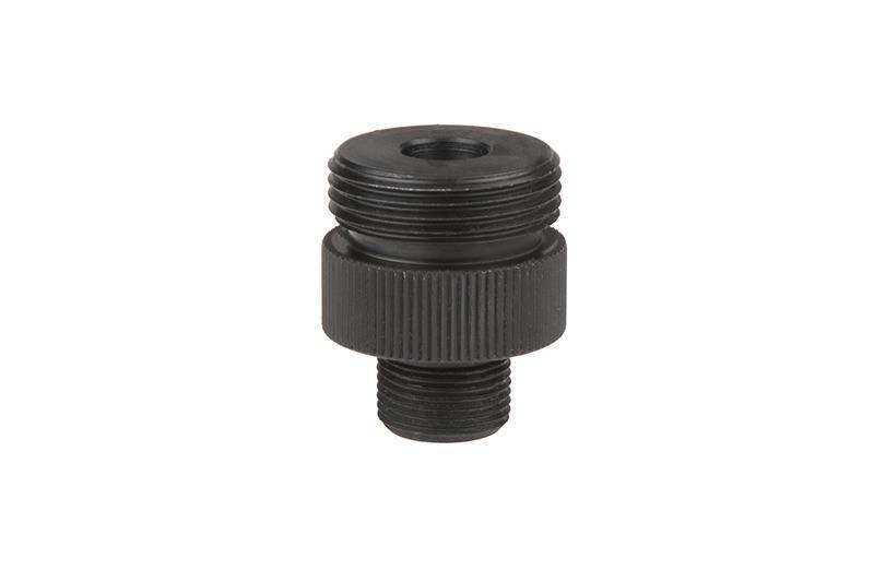 Well Schalldämpfer Adapter für Well MB01,04,05,06,13
