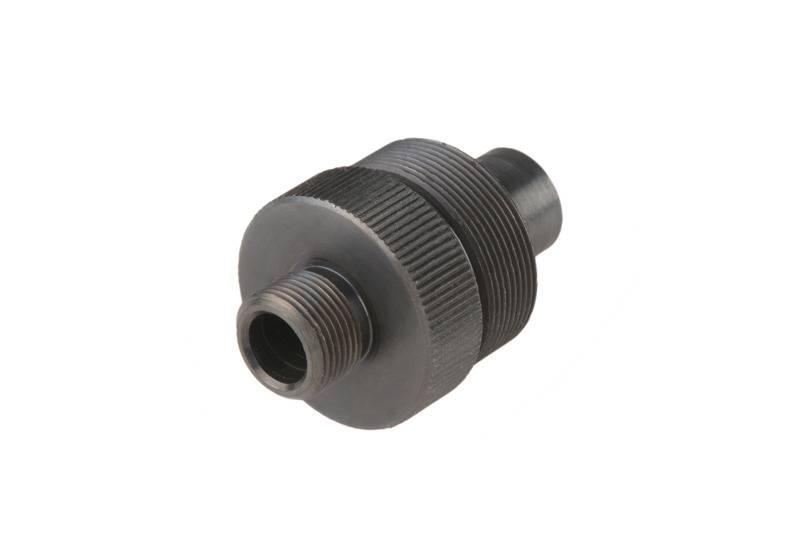 Well Schalldämpfer Adapter für Well MB02 und MB44xx