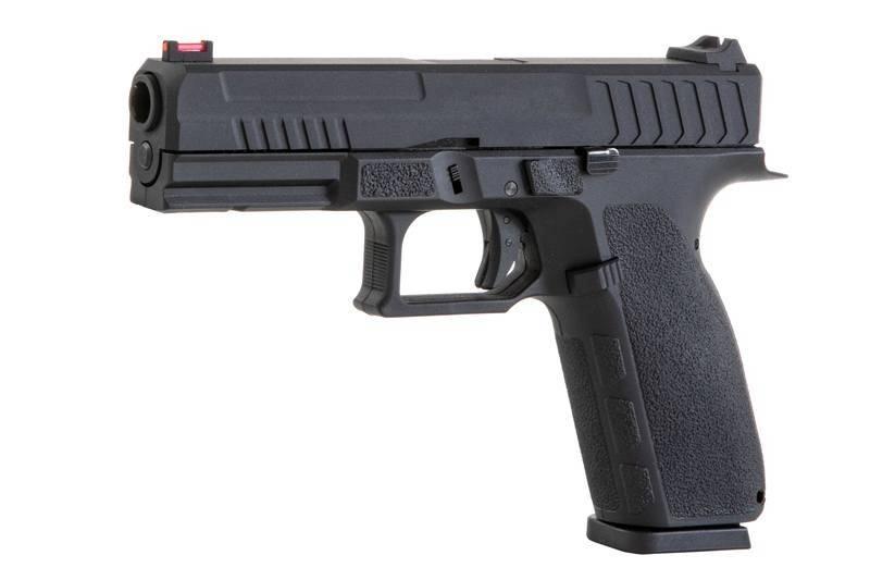 KJW KP-13 Hybrid GBB - 1,0 Joule - BK