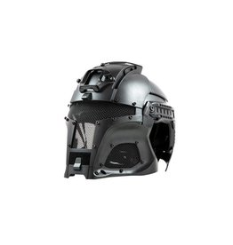 Ultimate Tactical Casque Modulaire - FAST Warrior - BK