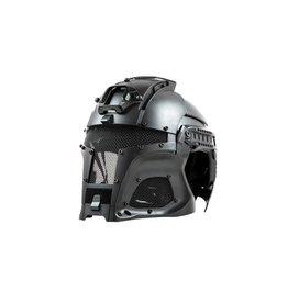 Ultimate Tactical modularer Helm - FAST Warrior - BK
