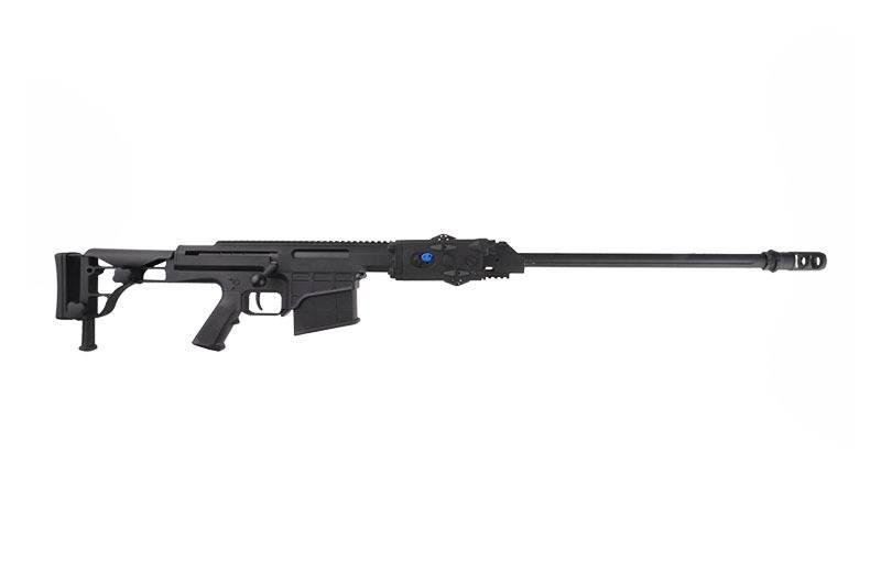 Snow Wolf Sw 016 Sniper Barrett M98b Aeg Bk Airsoftarms Tacstore