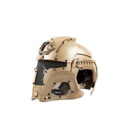 Ultimate Tactical Modular Helmet - FAST Warrior - TAN