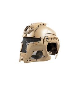 Ultimate Tactical modularer Helm - FAST Warrior - TAN