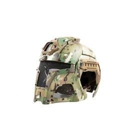 Ultimate Tactical modularer Helm - FAST Warrior - MultiCam