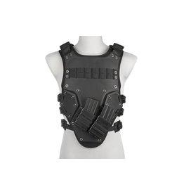 ACM Tactical Tactical Vest T3 Futuristic Protector - BK
