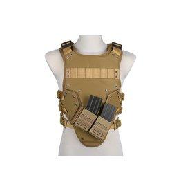 ACM Tactical Taktische Weste T3 Futuristic Protector - TAN