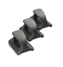 Element Speedplate pour Glock Magazines - 3 pièces