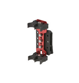 FMA 4Q 12GA Shotgun Shell Carrier - Red