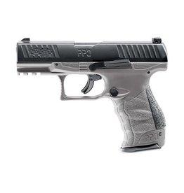 Walther PPQ M2 T4E Co2 RAM 7.5 Joules - Kal 43 - Gris tungstène