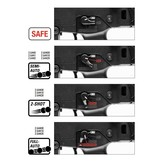 H&K Ares G36C KeyMod EFCS EBB - 1,0 Joule - BK