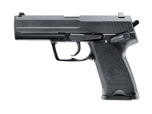 H&K P8 A1 GBB - 1,0 Joule - BK