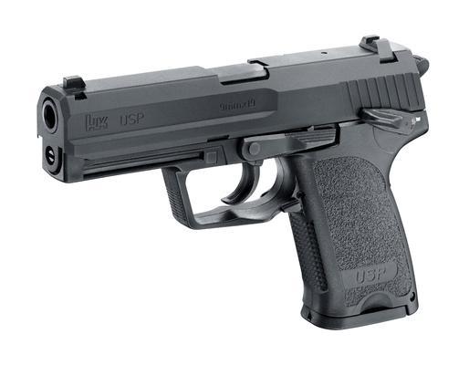 H&K USP GBB - 1,0 Joule - BK