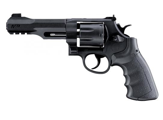 Smith & Wesson M&P R8 Co2 Revolver - 1,6 Joule - BK