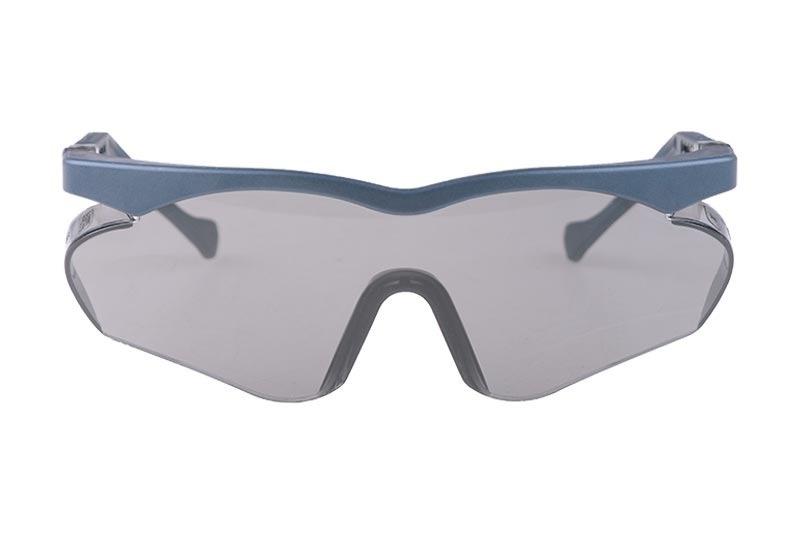 UVEX Skyper SX2 Schutzbrille - blau/getönt