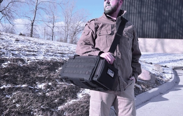 UTG All-in-1 Range Bag Go  - BK