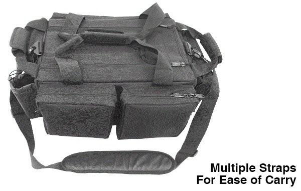 UTG All-in-1 Range Bag - BK