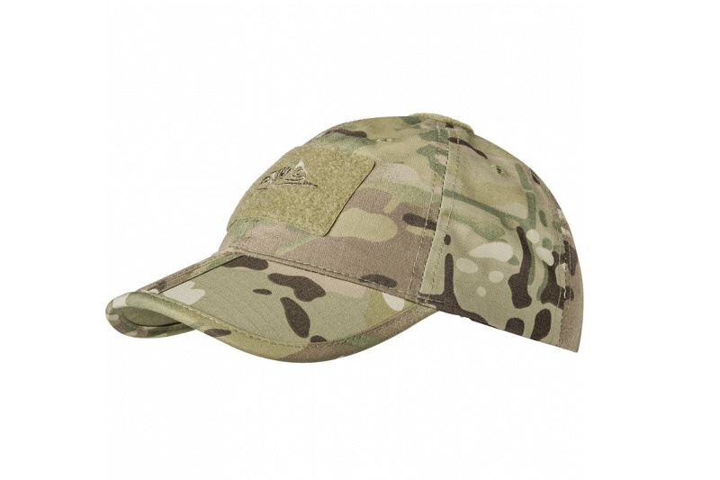 Helikon Tex Baseball Folding Cap Poly Cotton Ripstop - Camogrom