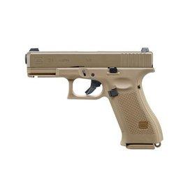 Glock 19X cal. 4.5 mm (.177) BB - 2.0 Joule - Coyote