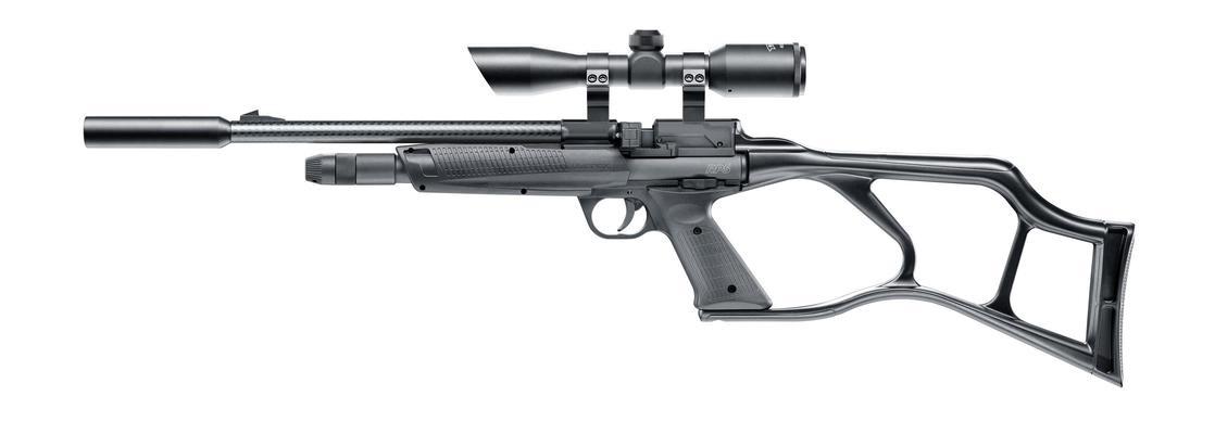 Umarex RP5 Carbon Carbine Kit Kal. 5,5 mm (.22) Diabolo 11 Joule - BK