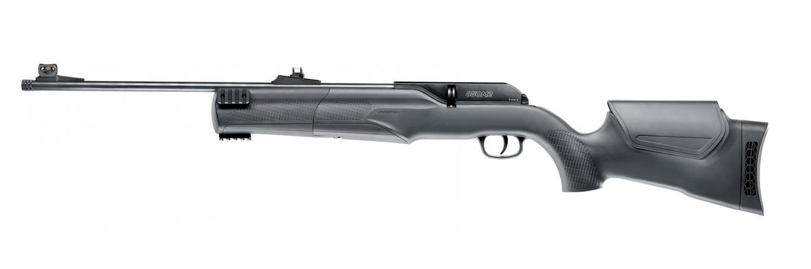 Umarex Hämmerli 850 M2 Co2 Airgun Kal. 4.5 mm (.177) Diabolo 7.5 Joule - BK