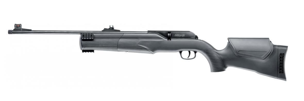 Umarex Hämmerli 850 M2 Co2 Airgun Cal. 5.5 mm (.22) Diabolo 16 Joule - BK