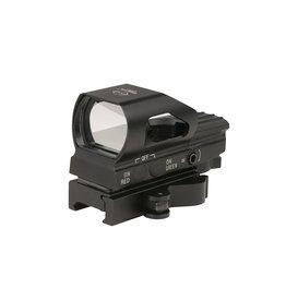 Theta Optics Open Reflex Sight Spider - BK