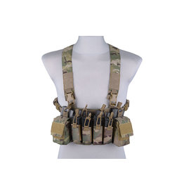 Primal Gear Chest Rig Type Fast Open Top - MultiCam