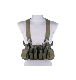 Primal Gear Chest Rig Type Fast Open Top - OD