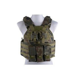 ACM Tactical Plate Carrier Typ Grenadier - Woodland