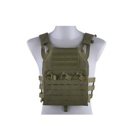 ACM Tactical Jump Laser Cut Plate Carrier - OD