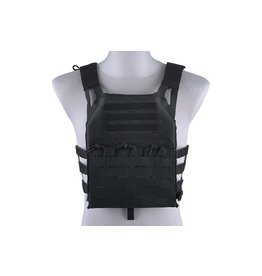 ACM Tactical Jump Laser Cut Plate Carrier - BK
