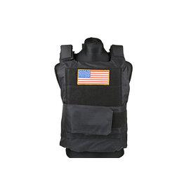 ACM Tactical US Body Armor Vest - BK