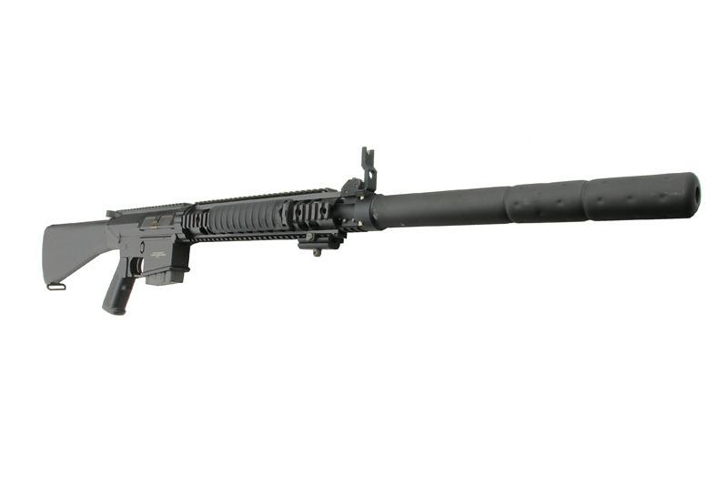 G&G TopTech GR25 Sniper AEG - BK