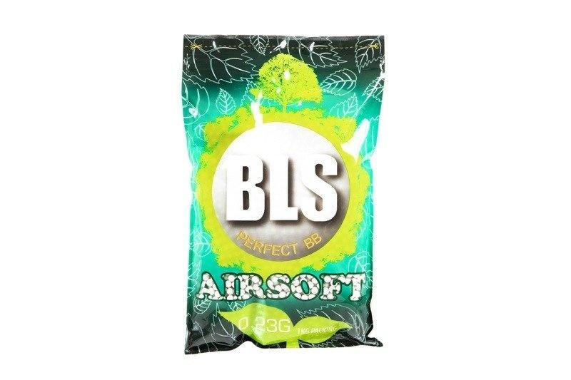 BLS BIO Precision BB 0,23 Gramm - 4.300  Stück - Weiss